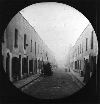 photograph; silver gelatin print - A view of Neath Place